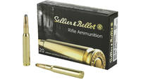 Sellier & Bellot Ammo 30-06 Springfield SP 180