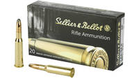 Sellier & Bellot Ammo 7.62x54mm Russian SP 180