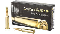 Sellier & Bellot Ammo Training 7.62x54mm Russi