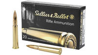 S&b Ammo .303 british 180 Grain fmj 20 Rounds