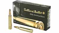 Sellier & Bellot Ammo SP 7mm Magnum 139 Grain 20 R