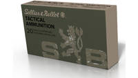 Sellier & Bellot Ammo 6.5 Creedmoor 140 Grain FMJB