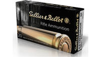Sellier & Bellot Ammo 6.5 Creedmoor SP 6.5 Cre