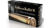 Sellier & Bellot Ammo 6.5 Creedmoor 131 Grain SP 2