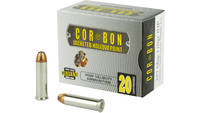 CorBon Self Defense  357 MAG  110 Grain  Jacketed