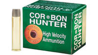 CorBon Ammo Hunter 460 S&W Magnum 395 Grain Ha
