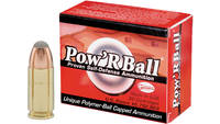 CorBon Ammo Glaser 9mm+P Powrball 100 Grain 20 Rou