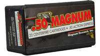Magnum Research Blount 50 Action Express 350 Grain