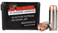 Magnum Research Ammo BoneCrusher 50 Action Express