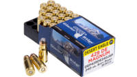 Desert eagle Ammo .429 de 240 Grain jsp 20 Rounds