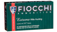 Fiocchi .243 win. 95 Grain sst 20 Rounds [243HSB]