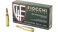 Fiocchi Ammo Shooting 243 Win PSP 70 Grain 20 Roun