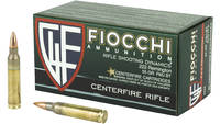 Fiocchi Ammo Shooting 223 Remington FMJ 55 Grain 5