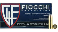 Fiocchi Ammo Shooting Dynamics 44 Magnum 240 Grain