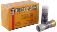 Fiocchi Shotshells Low Recoil 12 Gauge 2.75in 1oz