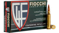 Fiocchi Ammo Shooting Dynamics 6.5x55mm Swedish 14