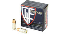 Fiocchi Ammo 9mm 147 Grain XTP 25 Rounds [9XTPB25]