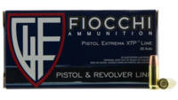 Fiocchi .44 mag 200 Grain xtphp 25 Rounds [44XTPB2