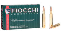 Fiocchi Ammo Shooting Dynamics 270 Winchester 130