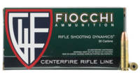 Fiocchi Ammo Shooting Dynamics 30 Carbine 110 Grai
