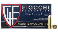 Fiocchi Ammo Shooting Dynamics 45 Colt (LC) 225 Gr