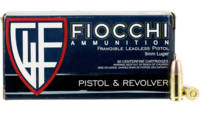 Fiocchi 9mm 100 Grain frangible 50 Rounds [9FRANG]