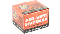 Red Army Ammo Red Army Standard 7.62x39mm 124 Grai