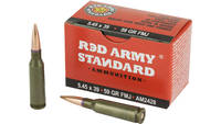 Red Army Ammo Red Army Standard 5.45x39mm 59 Grain