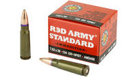 Century Arms Red Army Standard 762X39 124 Grain Bo