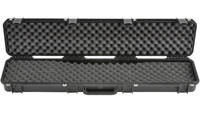 Skb cases i series single scpd rifle case black w/
