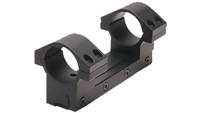 Gamo One Piece Rings 3/8in Dia Black [6213199854]