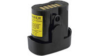 Taser Battery Fits C2 Taser Lithium Black [39011]