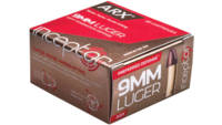 PolyCase Ammo Inceptor Defense 9mm 65 Grain ARX 25