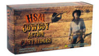 HSM Ammo Cowboy Action 32-40 Winchester 170 Grain