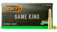 HSM Ammo Game King 303 Savage 150 Grain Pro-Hunter