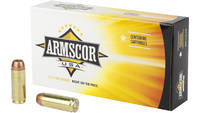 Armscor 50 Action Express 300 Grain JHP 20 Rounds