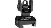 Troy BattleSight Folding Rear Sight Black Finish [
