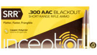 PolyCase Ammo Inceptor 300 Blackout/Whisper (7.62x