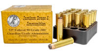 Jamison Ammo 327 Federal 90 Grain JHC 20 Rounds [3