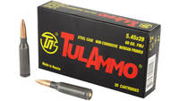 Tula Ammo FMJ 5.45x39mm 60 Grain 20 Rounds [TA5453