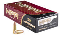 HPR Ammo 9mm JHP 115 Grain 50 Rounds [9115JHP]