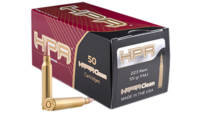 HPR Ammo 223 Remington FMJ 55 Grain 50 Rounds [223