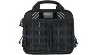 Goutdoor Bag Tact Dbl Case Black 1000D Nylon w/Tef