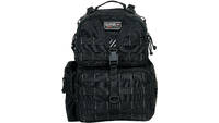 G-Outdoors Inc. Tactical Backpack Black Soft 3 Int