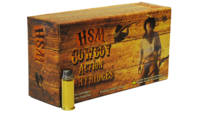 HSM Ammo Cowboy Action 32-20 Winchester 115 Grain