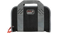 G-Outdoors 1308-Piece Double Pistol Case w/Quilted