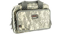 G-Outdoors 1310-PieceDC Quad Pistol Case w/Quilted