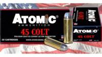 Atomic Ammo Cowboy Action 45 Colt (LC) 200 Grain L