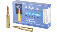 Prvi Partizan Rifle 6.5X55 Swedish 139 Grain Full