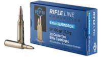 Prvi Partizan PPU Ammo 6mm Remington 100 Grain SP